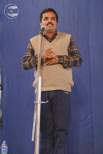 Satish Katkar Ji from Sangoli, expresses his views