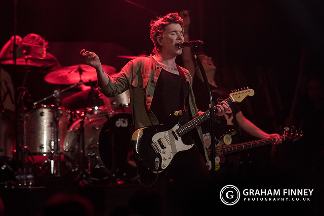 Goo Goo Dolls @ O2 Academy (Leeds, UK) on February 22, 2020