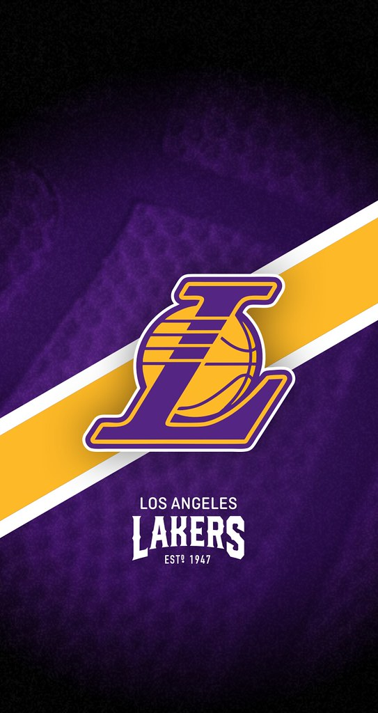 Los Angeles Lakers Nba Iphone 6 7 8 Lock Screen Wallpaper A Photo On Flickriver