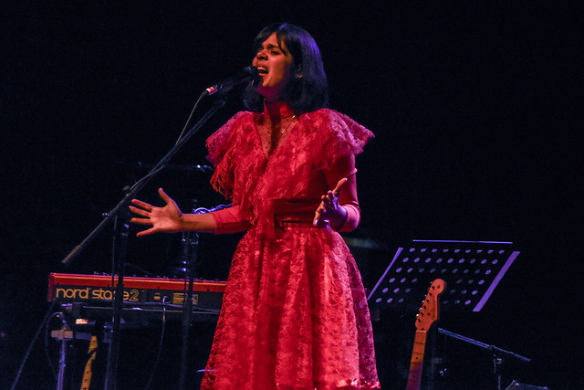Bat For Lashes at the Phoenix Concert Theatre
