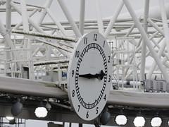 The Highbury Clock