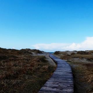 The road to.....  . Location: Solastranden/ Norway