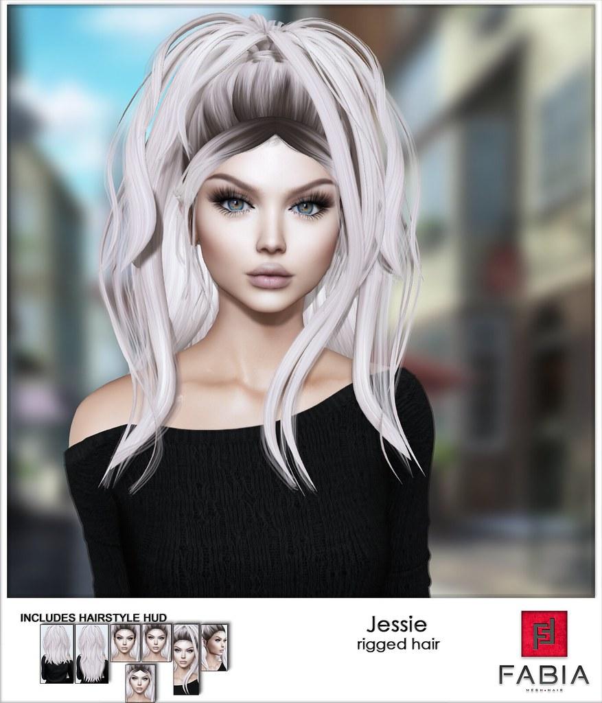 NEW! -FABIA- hair Jessie