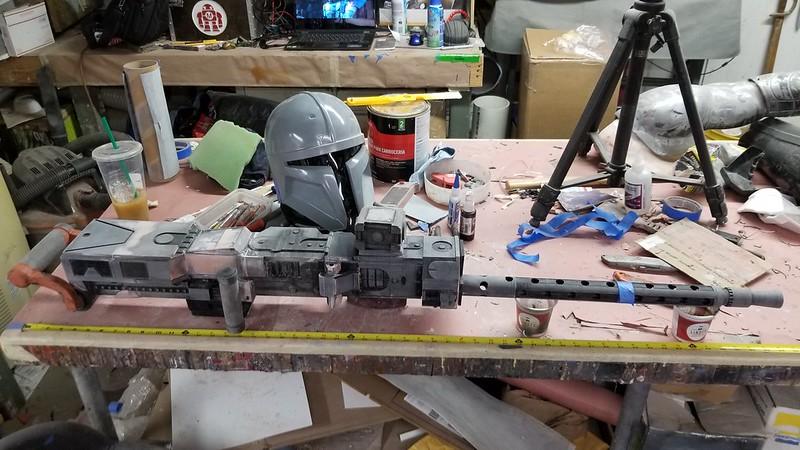 Heavy Blaster Prototype WIP