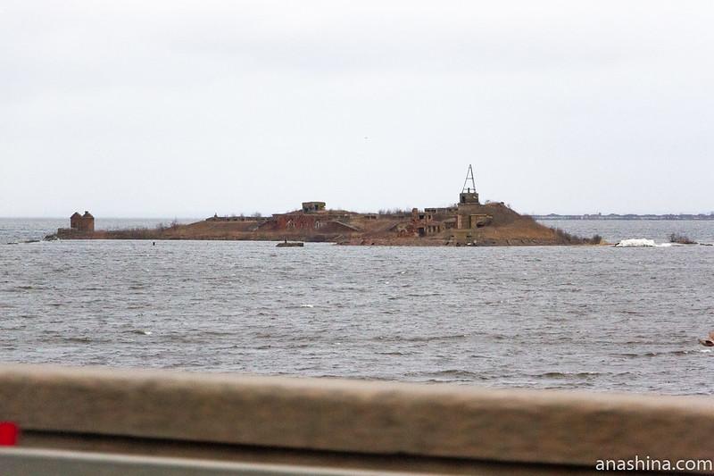 Санкт-Петербург, Кронштадт, 2-й Северный форт