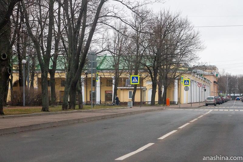 Санкт-Петербург, Кронштадт
