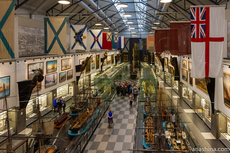 Военно-морской музей, Санкт-Петербург