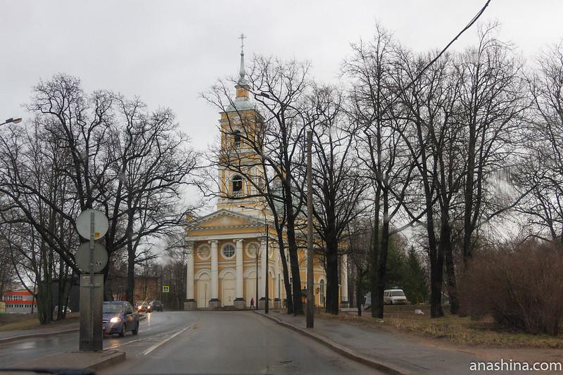Церковь Илии Пророка на Пороховых
