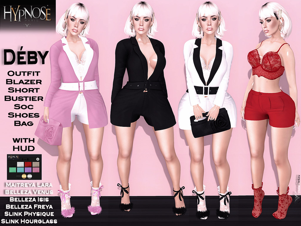 HYPNOSE – DEBY OUTFIT