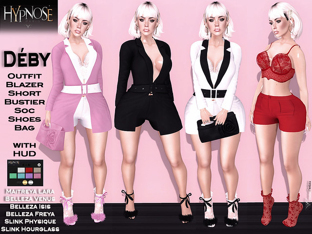 HYPNOSE - DEBY OUTFIT
