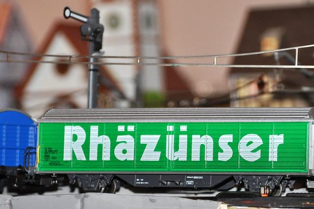 Februar 2020 ... Nächster Halt: Putzingen Hauptbahnhof ... Foto: Brigitte Stolle