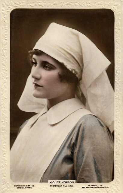 Violet Hopson in The Case of Lady Camber (1920)