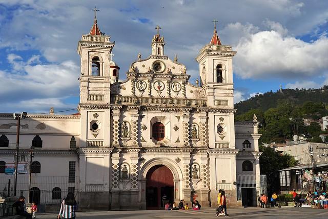 Tegucigalpa: Iglesia Santa María de los Dolores
