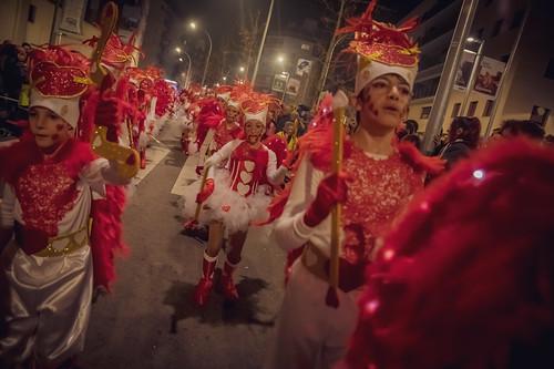Rua d'adults - Dissabte de Carnaval 2020