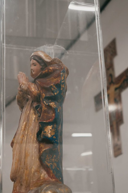 Acolhida da Imagem Peregrina na Paróquia São Francisco de Assis - Nações