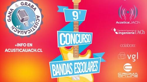 9° Concurso de Bandas 2019