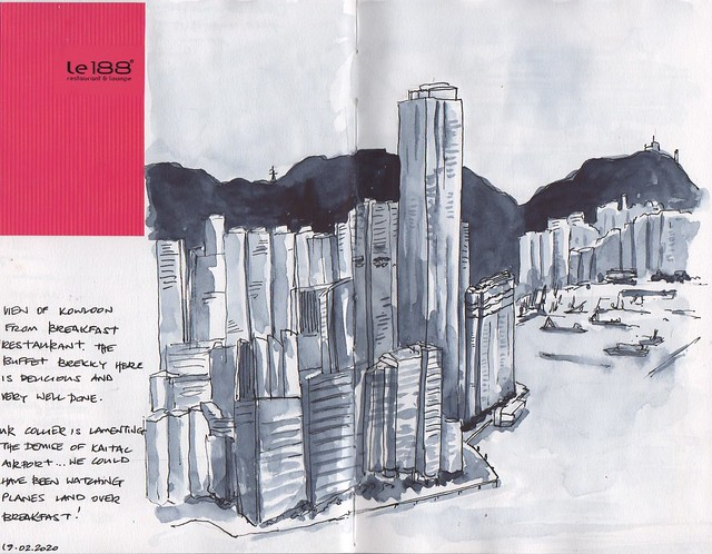 20200219 - HK skyline at breakfast