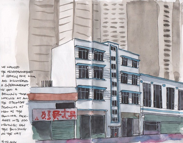 20200216 - HK apartments