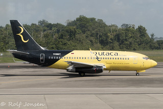 YV380T Boeing 737-200 Rutaca Airlines Piarco International Airport TTPP 25.02-20 | by rjonsen