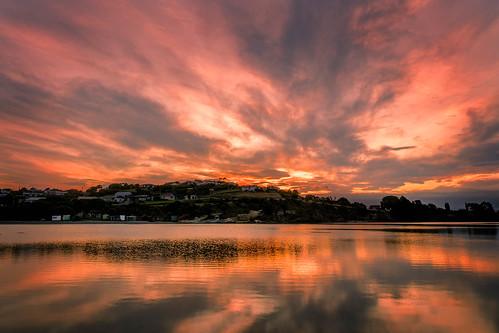 housesitting sunset slideshow facebook flickr nztour 2020tour kakanui harbour oamaru otagoregion newzealand landscapeseascape