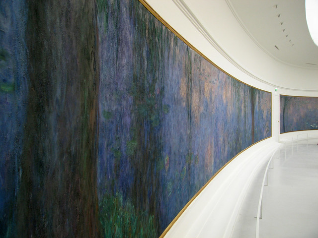 Monet Water lily cycle