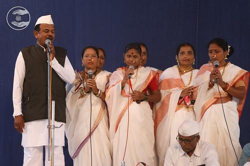 Devotional song by Pradeep Pawar Ji and Saathi