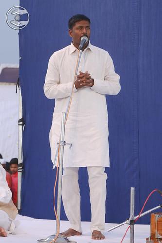 Anil Pawar Ji from Tenbhurni, expresses his views