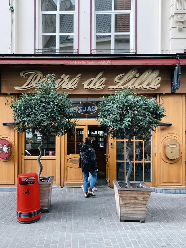Waffles - Désiré de Lille