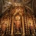Altar na igreja de Betlen, Barcelona.