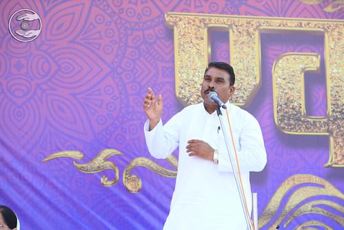 Pratap Singh Ji, Zonal Incharge Mehsana RJ