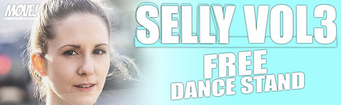 NEW FREE GIRLS Dance/Stand from SELLY NOW @ MOVE!