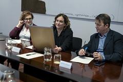 dt., 25/02/2020 - 17:26 - Barcelona 25.02.2020 Trobada amb la Junta de la Fundació Barcelona Comerç.   Foto: Laura Guerrero/Ajuntament de Bcn.