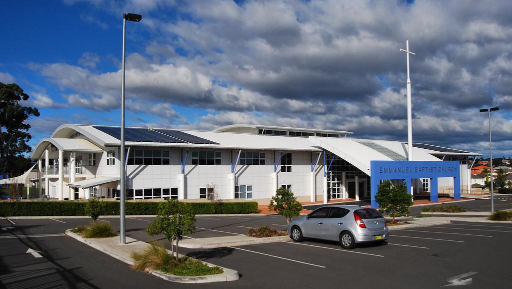 Emmanuel Baptist Church, Glenwood, Sydney, NSW.