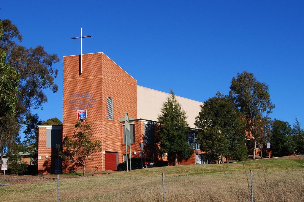Arndell Anglican Church, Oakville, Sydney, NSW.