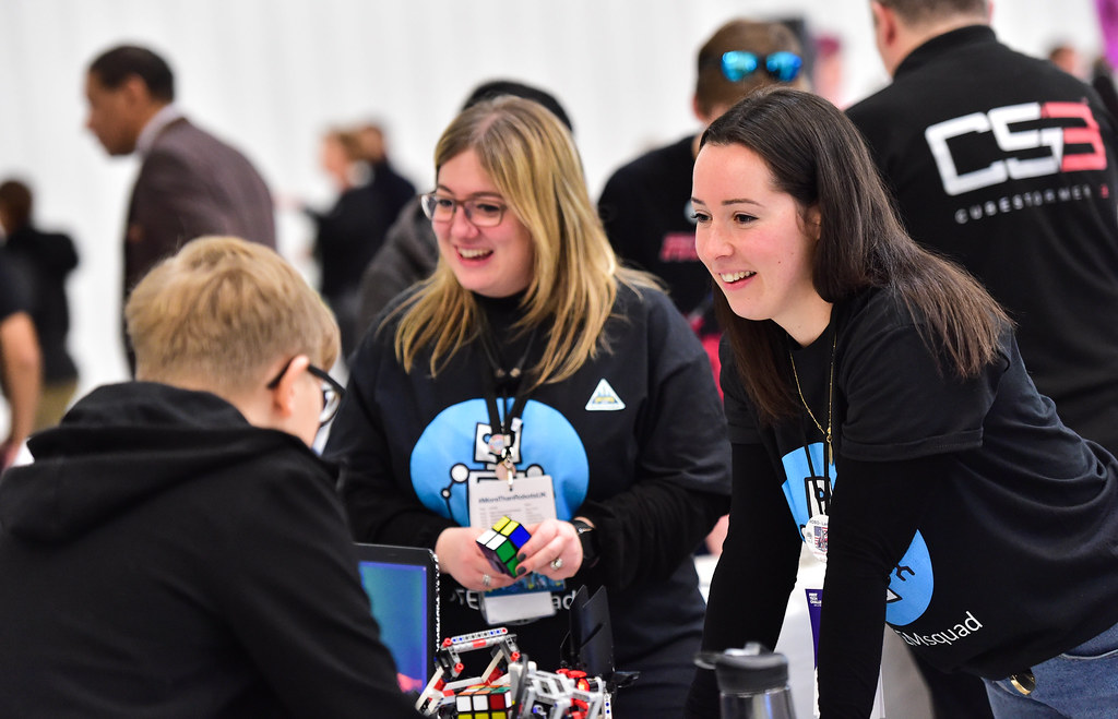FIRST Tech Challenge UK - South East Regional 2019-20 (public)