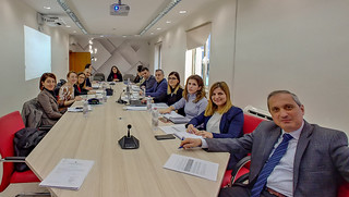 The Global Forum and Italy support Albania in the implementation of automatic exchange of tax information