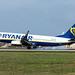 Malta Air - Ryanair Boeing 737-8AS  |  9H-QCV  |  LMML