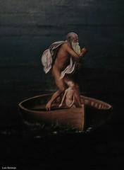 Caronte - Ilustración