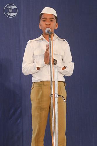 Mastar Anubhav Thombre Ji from Aklug MH