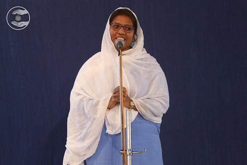 Namrata Birajdar Ji from Latur, expresses her views