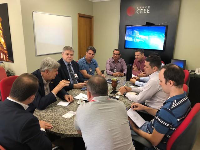 21/02/2020 Reunião TECPAR e CEEE - Porto Alegre