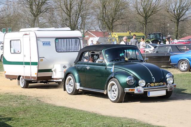 Beetle on tour
