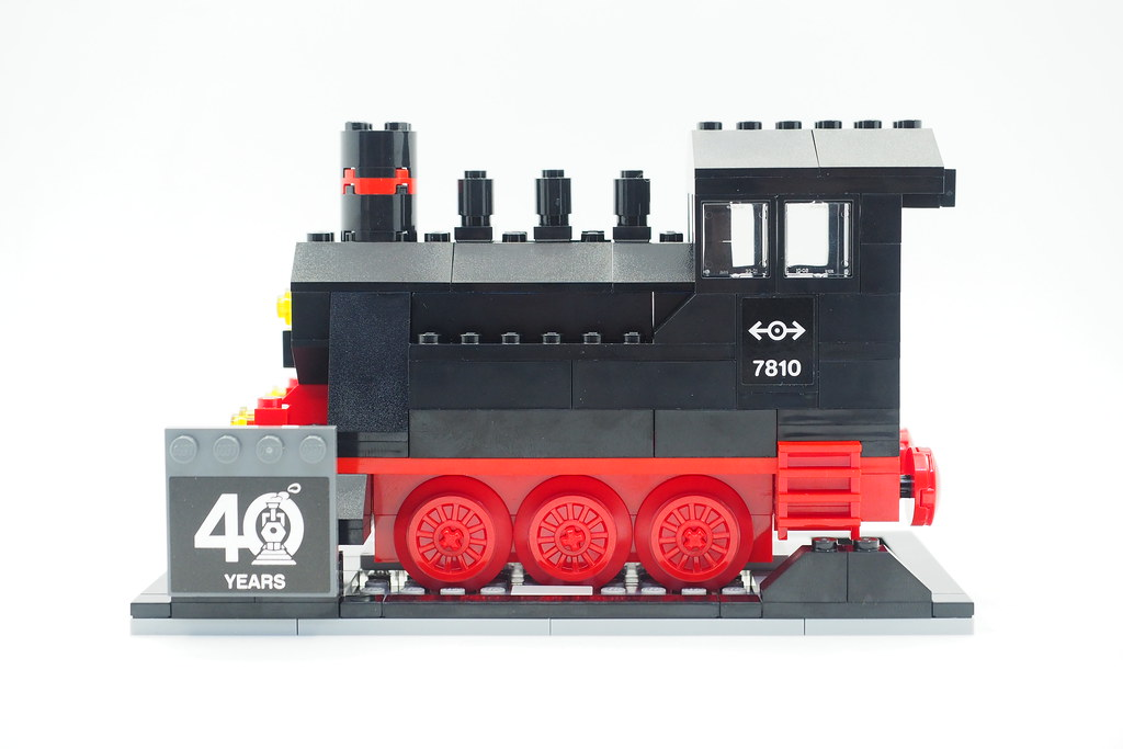 LEGO Trains 40th Anniversary (40370)