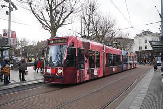 Rembrandtplein - Amsterdam (Netherlands)