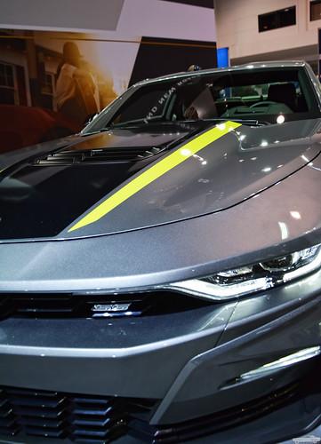 2020 Chevrolet Camaro SS Photo