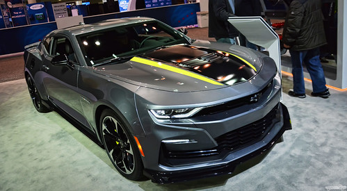 2020 Chevrolet Camaro SS | by Chad Horwedel