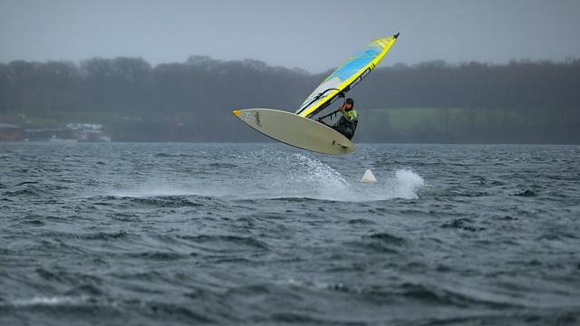 Windsurfers @ lake 2 c