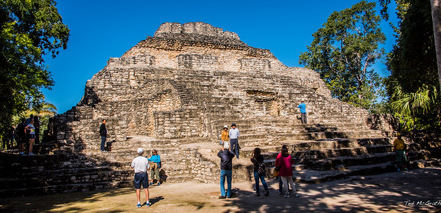 2020 - Regent Cruise - Costa Maya, Mexico - 7