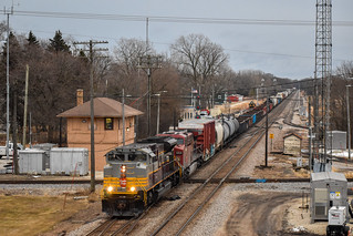Northbound Heritage - Rondout, IL