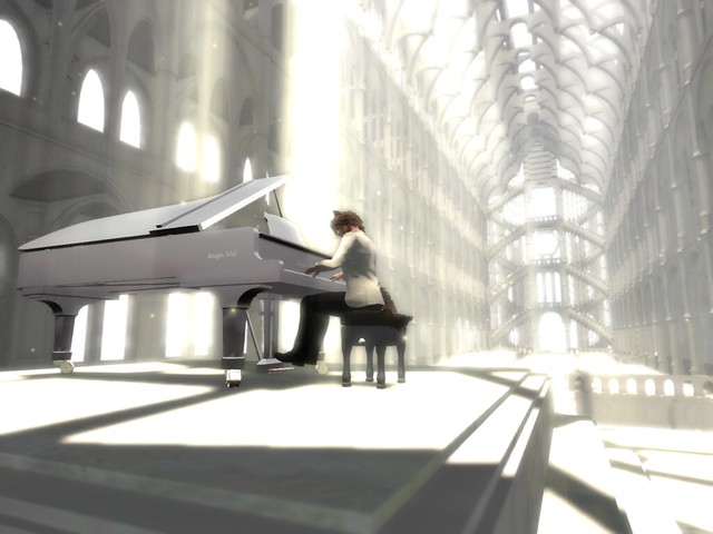 The Holy Piano